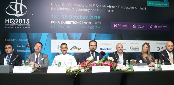 'Hospitality Qatar' expo attracts 111 exhibitors from 12 countries