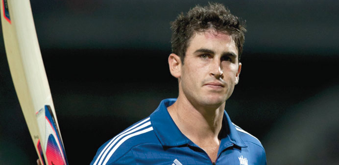 Kieswetter to replace injured Wright in England squad
