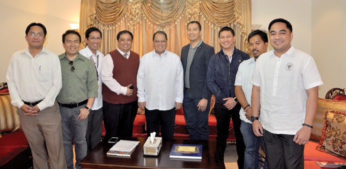 Top Philippine realtors in town to seek Qatari investment back home