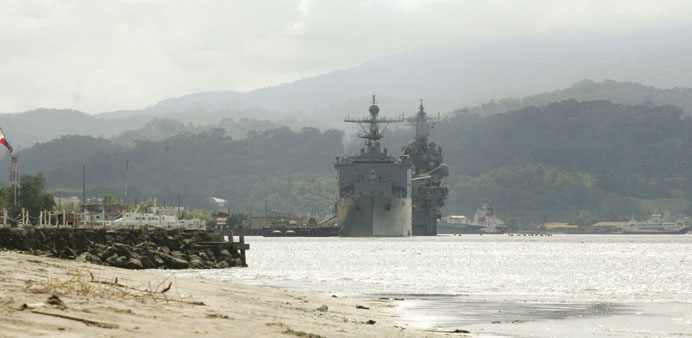 Philippines to station fighter planes, frigates at Subic Bay