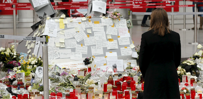 Five years later, Germanwings victims remembered despite coronavirus