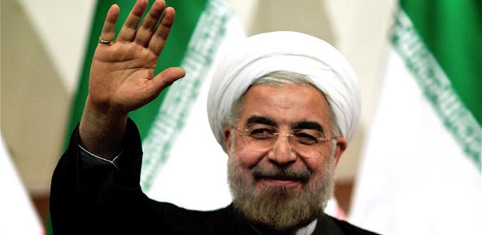Rouhani: nuclear deal will bring benefits for Iran