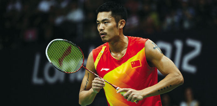 Returning Lin chases sixth All-England crown