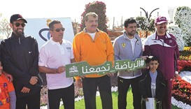 QU conducts a slew of sporting, fitness events