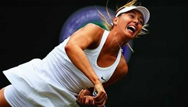 Injury forces Sharapova out of Qatar Open