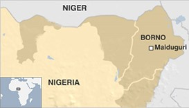 Boko Haram suicide attack kills eight at mosque