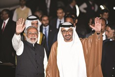 India, UAE eye deals on defence, infrastructure