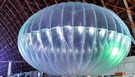 Sri Lanka takes stake in Google balloon Internet venture