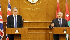 Syria talks must lead to 'transition away from Assad': Britain
