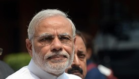 Modi enjoys strong public support two years after election