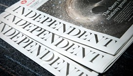 Britain's Independent daily drops print edition