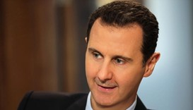 Assad vows to retake whole country, but could 'take long time'