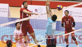 Qatar Volleyball League