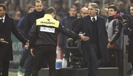 'Disrespectful' Mancini hit with fine, ban