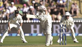 Voges cashes in as Australia forge huge lead vs NZ