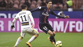 PSG warm up for Chelsea clash with Lille draw