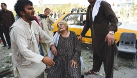 Afghan civilian casualties top 11,000 to hit record in 2015