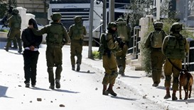 28 shot in West Bank clash with Israeli troops: Palestinians
