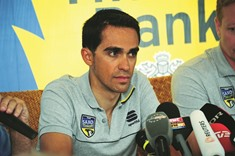 Contador mulls his own pro team in 2017