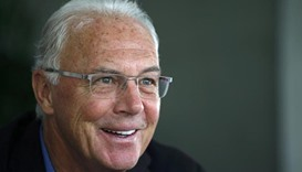 FIFA ethics committee sanctions Beckenbauer