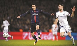 Mercurial Di Mar?a fires PSG's grand ambitions