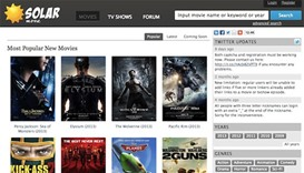 Hollywood studios in Australia take action against pirate site