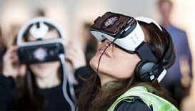 TED crowd gets taste of virtual reality future