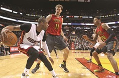 Hawks' Splitter to undergo season-ending surgery, will miss Rio