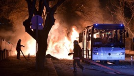 Turkish paper identifies Ankara car bomb attacker as Syrian national