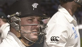 McCullum unaware he had broken idol Richards' record
