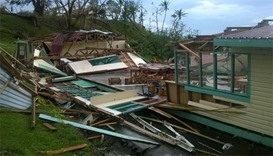 Death toll rises as Fiji cleans up after 'strongest ever' cyclone