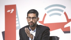 Google boss heading to Brussels for antitrust talks