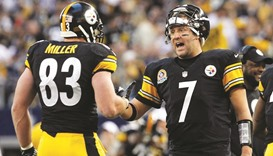 Miller's retirement means Roethlisberger loses his greatest teammate