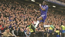Five-goal Chelsea punish Pellegrini's selection gamble