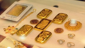 Gold steadies near 3-month high as economic worries persist
