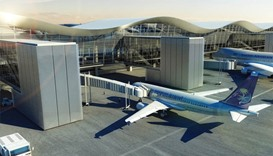 Irish firm awarded Saudi's first privately run air terminal