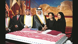 US National Day reception