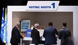 FIFA congress starts to choose new president