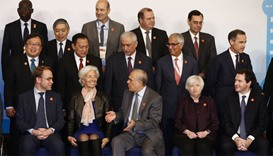 G20 nations pledge all tools to lift growth