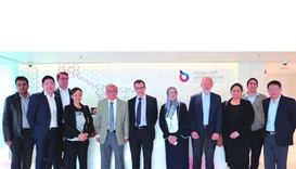 Singapore medical delegation visits Qatar Biobank