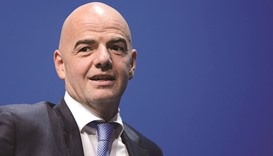 FIFA president to encourage co-hosting for 2026 Cup