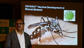 Indian firm developing 'world's first Zika vaccine'
