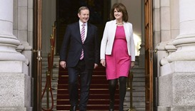 Irish PM calls election, economy to be in focus