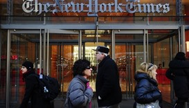 New York Times reports better-than-expected profit and revenue