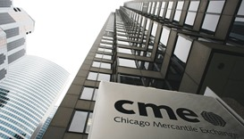 Some 26.2mn contracts of Chicago Mercantile Exchange's US crude contract, equivalent to 26.2bn barre