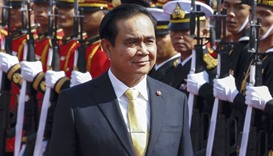 Use of 'dictator law' rises in Thailand