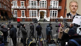 WikiLeaks' Assange should be freed, compensated - UN panel