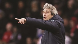 Pellegrini may play weakened Man City team against Blues