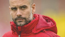 Guardiola keeps focus on Bayern, stays mum on City