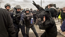 Anti-Islamic protesters arrested at banned rally in Calais